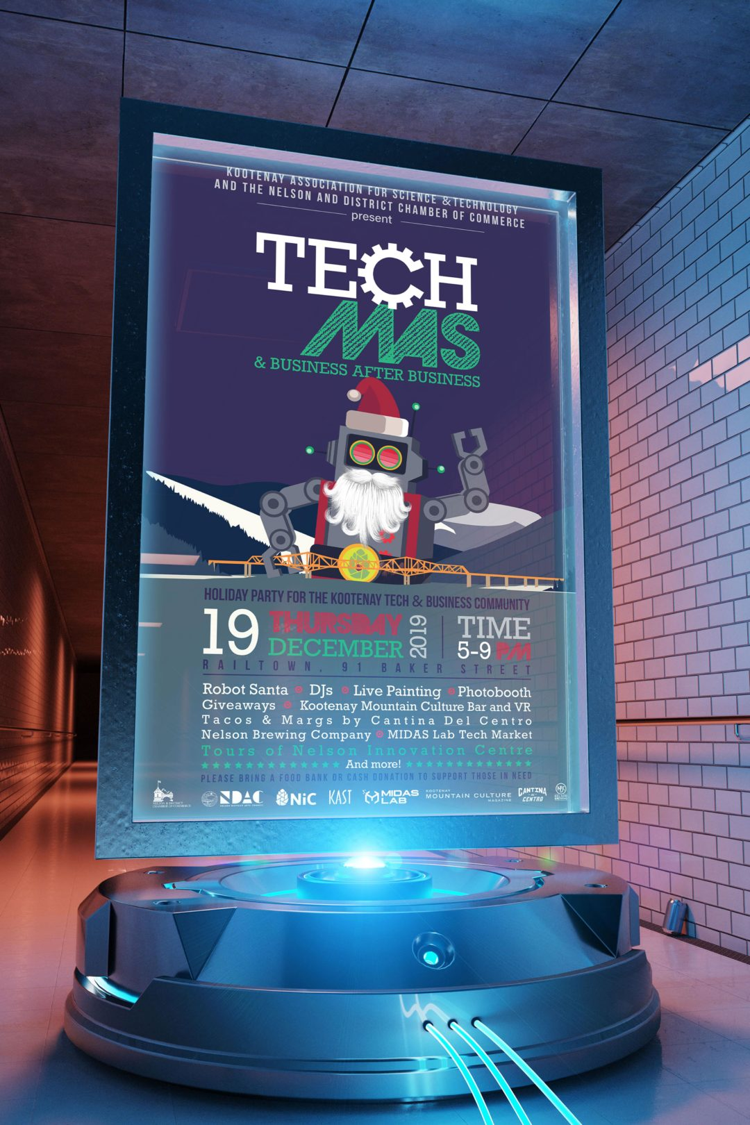 Techmas & Business After Business